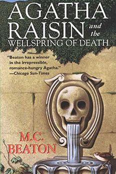 Agatha Raisin and the Wellspring of Death book cover