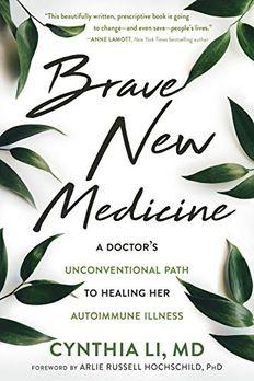 Brave New Medicine book cover