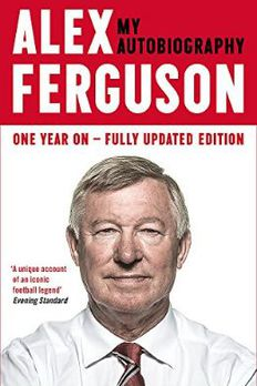 Alex Ferguson book cover