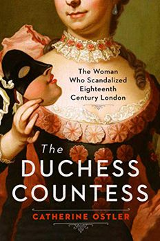 The Duchess Countess book cover