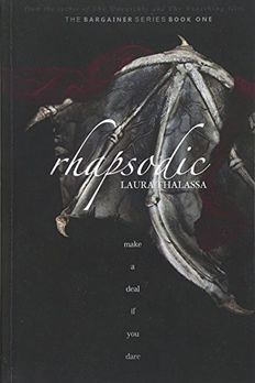 Rhapsodic book cover