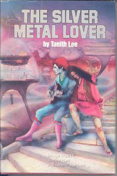 Silver Metal Lover book cover