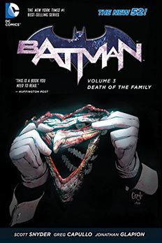Batman Vol. 3 book cover
