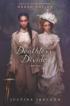 Deathless Divide book cover