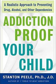 Addiction Proof Your Child book cover