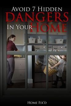 Avoid 7 Hidden Dangers In Your Home book cover