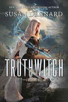 Truthwitch book cover