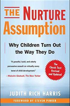 The Nurture Assumption book cover