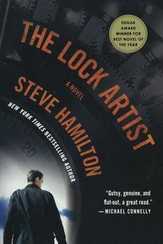 The Lock Artist book cover
