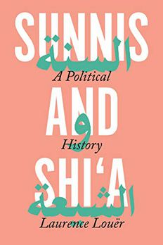 Sunnis and Shi'a book cover