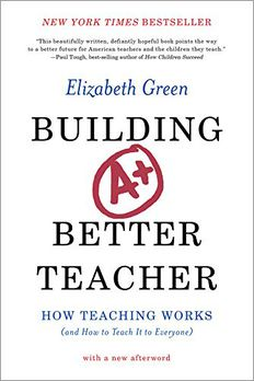 Building a Better Teacher book cover
