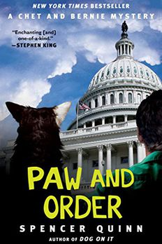 Paw and Order book cover