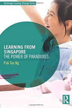 Learning from Singapore book cover