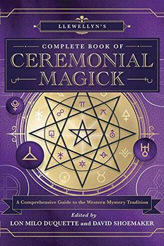 Llewellyn's Complete Book of Ceremonial Magick book cover