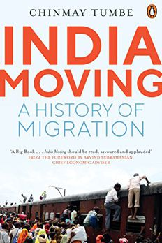 India Moving book cover