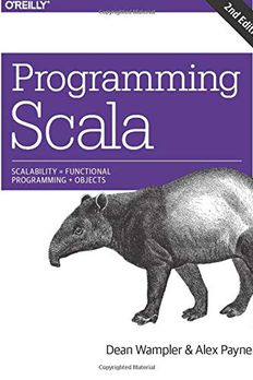 Programming Scala book cover
