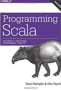Programming Scala book cover
