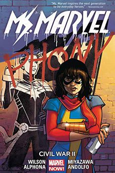 Ms. Marvel, Vol. 6 book cover