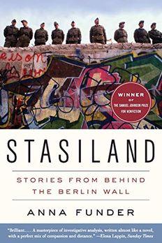 Stasiland book cover