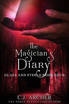 The Magician's Diary book cover