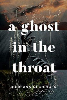 A Ghost in the Throat book cover