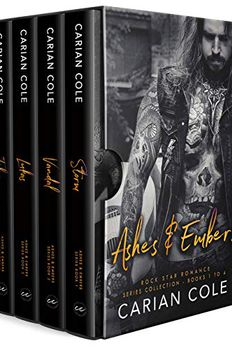Ashes & Embers Series Collection book cover