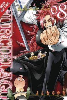 Murciélago, Vol. 8 book cover