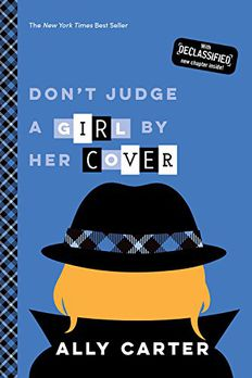 Don't Judge a Girl by Her Cover book cover