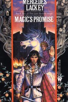 Magic's Promise book cover