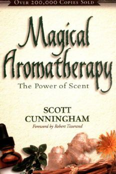 Magical Aromatherapy book cover