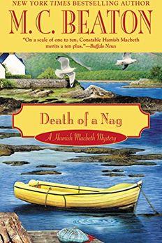 Death of a Nag book cover