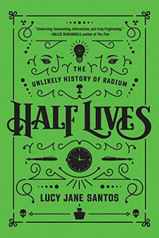 Half Lives book cover