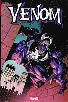 Venomnibus Vol. 1 book cover