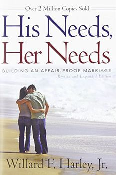 His Needs, Her Needs book cover
