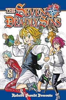 The Seven Deadly Sins, Vol. 8 book cover