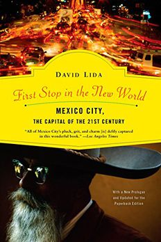 First Stop in the New World book cover