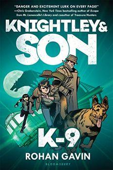 K-9 book cover