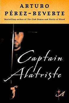 Captain Alatriste book cover