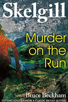 Murder on the Run book cover