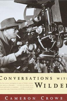 Conversations with Wilder book cover