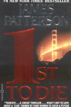 1st to Die book cover