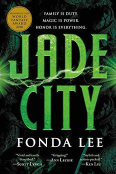 Jade City book cover