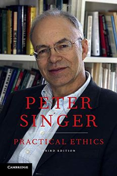 Practical Ethics book cover