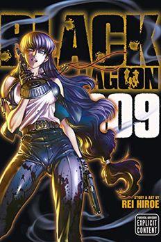 Black Lagoon, Vol. 9 book cover