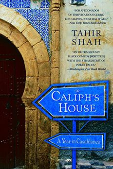 The Caliph's House book cover