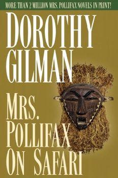 Mrs. Pollifax on Safari book cover