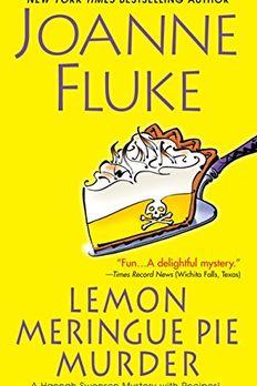 Lemon Meringue Pie Murder book cover
