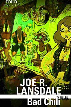 Bad Chili book cover