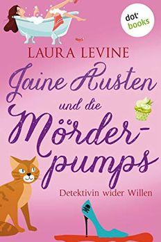 Jaine Austen und die Mörderpumps book cover