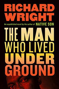 The Man Who Lived Underground book cover